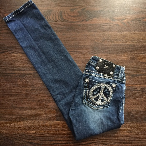 abe76bc2efb94 Miss Me Bottoms | Girls Skinny Jeans | Poshmark